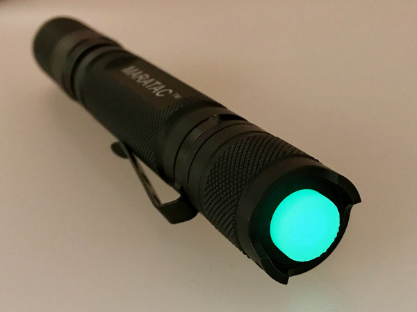 AAx2 Extreme - Glow - Tactical Light by Maratac ™ REV 4