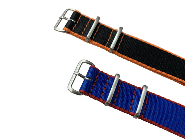 Limited Edition Mil-Nato Bands by Maratac with Stripes! - CountyComm