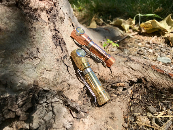 Brass Tactical Personal Flood TPF AAA Light by Maratac ~