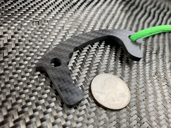 Carbon Fiber Gap Hands Off Tool - CC Special! - CountyComm