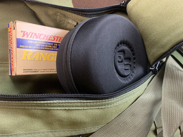 DLX Trekker First Aid Kit + Ballistic Nylon Case - CountyComm