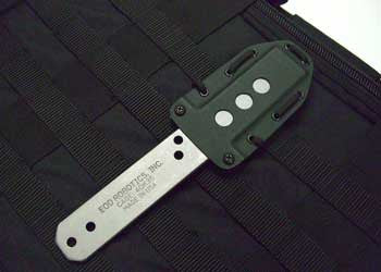 Kydex Molded Sheath for EOD Breacher Bar