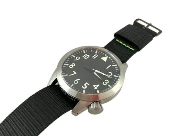 Clear Sapphire Back For Maratac™ Watches - CountyComm