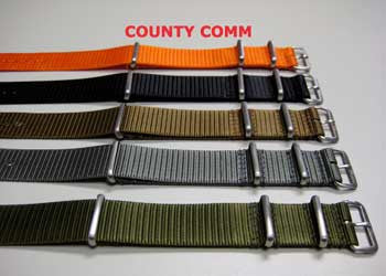 Mil-Nato Bands by Maratac ™ - CountyComm