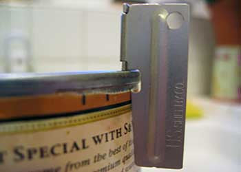 Can Openers - U.S. Issue