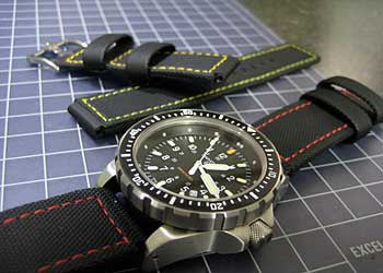 Stitched Composite Watch Bands by Maratac ~ - CountyComm