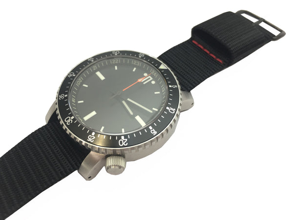 SR-3 Mid Diver Automatic Watch - CountyComm