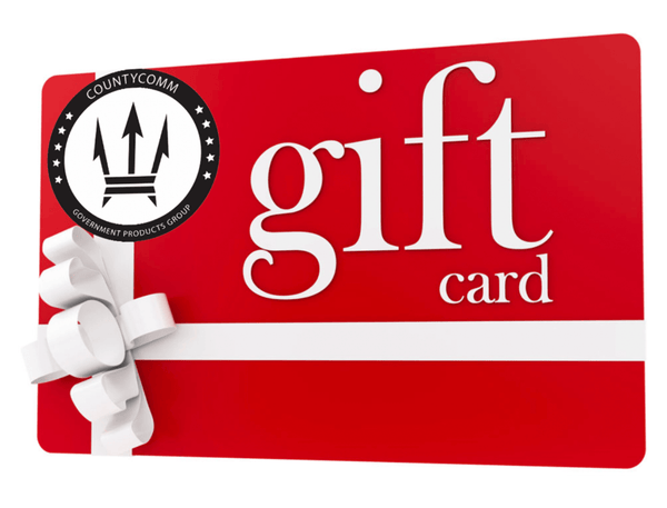 Gift Cards - CountyComm