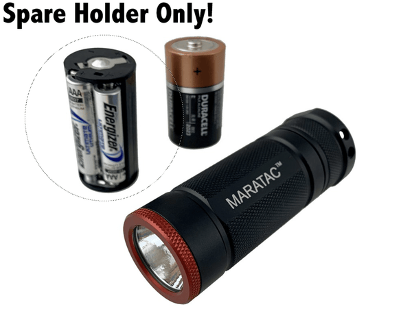 Battery Holder For 1C / 1D Flashlights - CountyComm