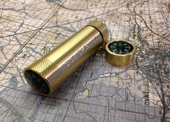 Brass Match / Compass Capsule - CountyComm