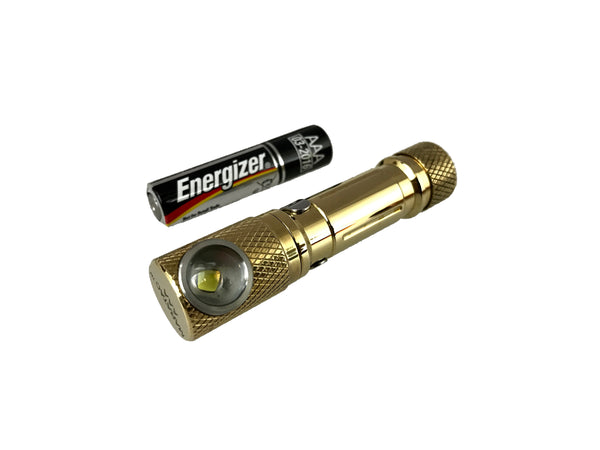 Brass Tactical Personal Flood TPF AAA Light by Maratac ~ - CountyComm