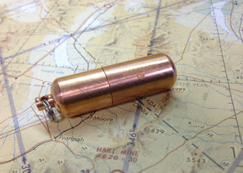 Copper Peanut Lighter By Maratac ™ - CountyComm