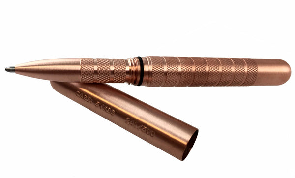 Copper Embassy Pen - CountyComm