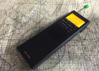 Spare Green Tip Antenna For Countycomm Gp 5 Ssb Radio