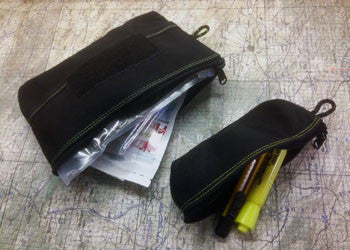 Handy Zipper Pouches by Maratac