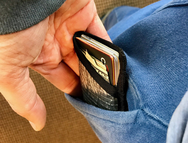Kevlar® - Card Holder - Limited 250 Piece Run
