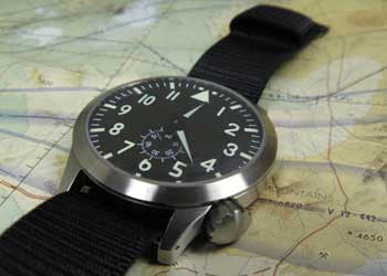 Large Pilot Automatic Watch by Maratac ™ - CountyComm