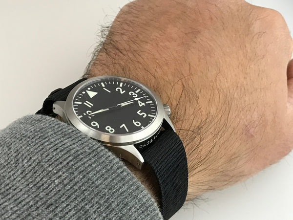 Mid Central Second Pilot Automatic Watch by Maratac ™
