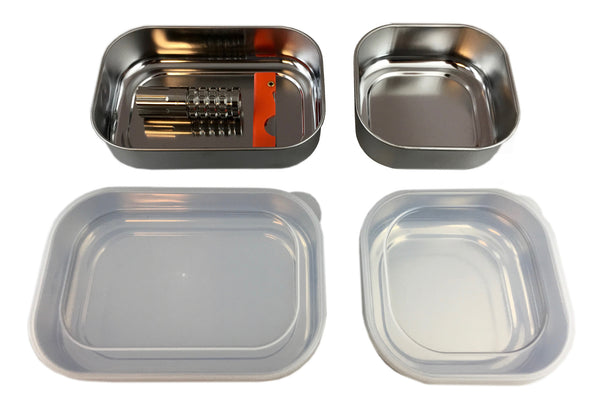 Mil-Spec Stainless Steel Container - CountyComm