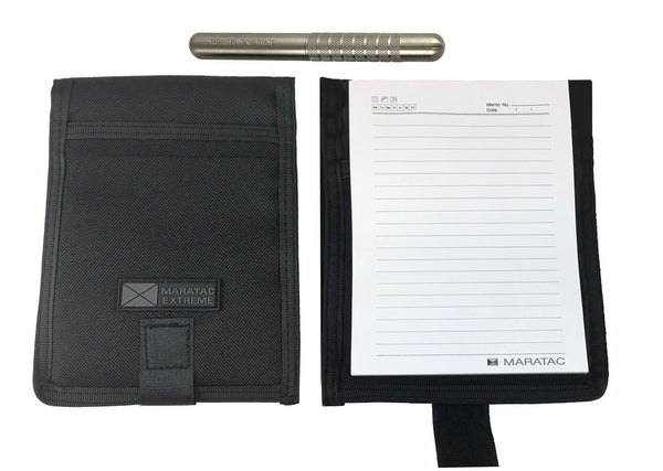 Pocket Notebook Cover by Maratac ™ - CountyComm