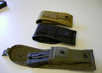 Padded Knife / Multi-Tool Pouch - CountyComm
