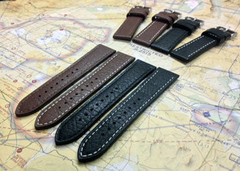 Stitched Leather Two Piece Bands by Maratac ™ - CountyComm