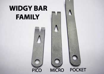 Widgy Pry Bars - CountyComm