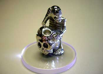 Ponderer Stainless Steel Figurine ~ - CountyComm