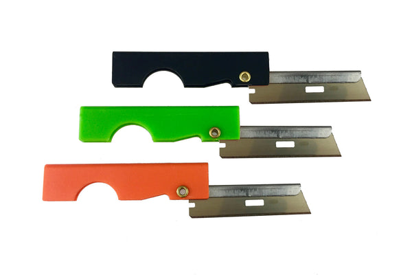 Pocket Straight Razor Survival Tool - CountyComm