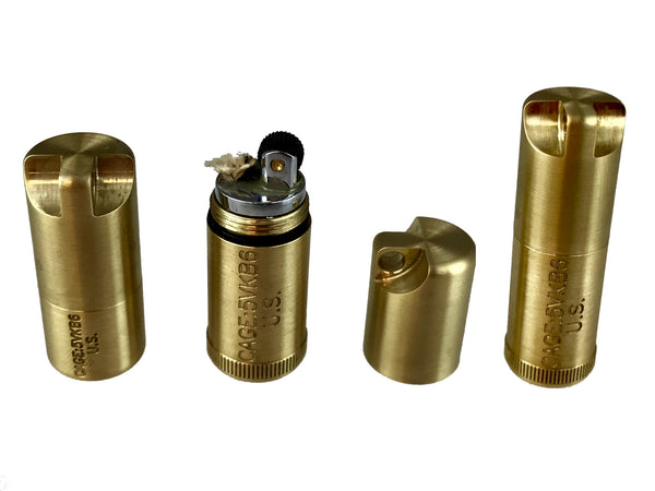 Brass Lighter by Maratac ™ REV 2
