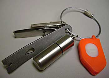 A&P Key Rings ( 8 Options ) - CountyComm