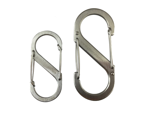S-Biner Gear Clips - CountyComm