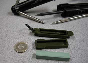 Pocket Sharpening Stone ~ - CountyComm