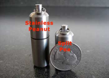 Stainless Steel Lighters By Maratac ~