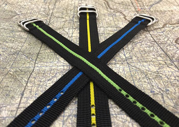 """S-Series"" Zulu® Bands Combo Pack by Maratac ™ - CountyComm"