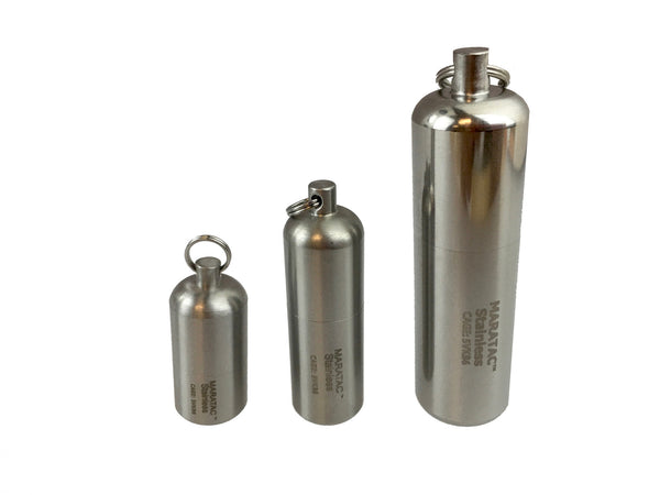 Stainless Steel Lighters By Maratac ™ - CountyComm