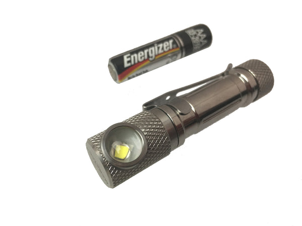 Stainless Tactical Personal Flood TPF AAA Light by Maratac ™ - CountyComm