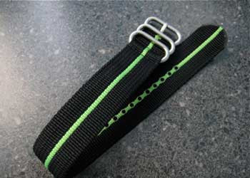 """S-Series"" Zulu® Bands Combo Pack by Maratac ™"