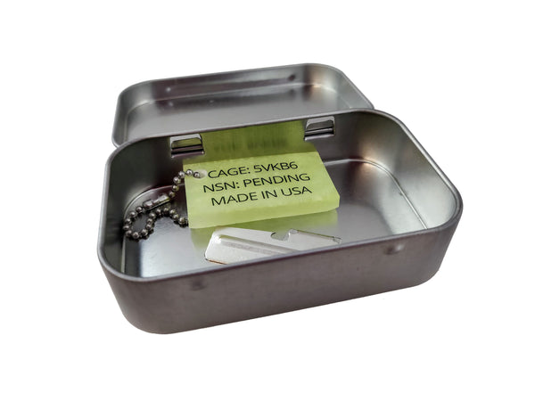 Industrial Strength Survival Food Grade Tins - CountyComm