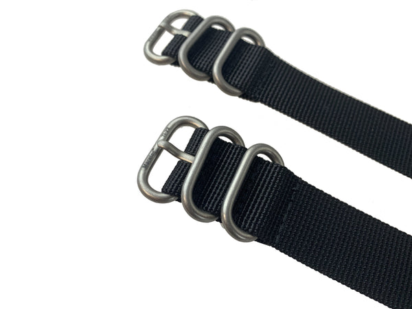 Titanium Zulu Watch Straps by Maratac® ~ Limited Edition - CountyComm