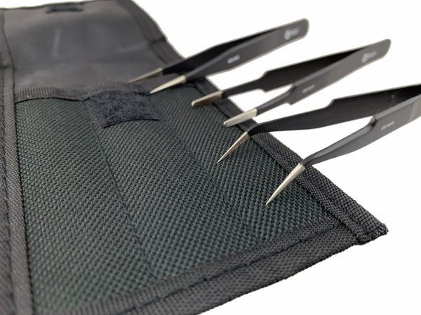 Precision Tweezers Trio Set - CountyComm