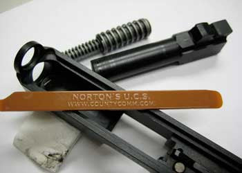Norton's U.C.S. (Universal Cleaning Stick) ~ - CountyComm
