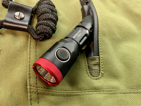 Ultra V2 18650 Extreme Rechargeable LED Flashlight by Maratac - CountyComm