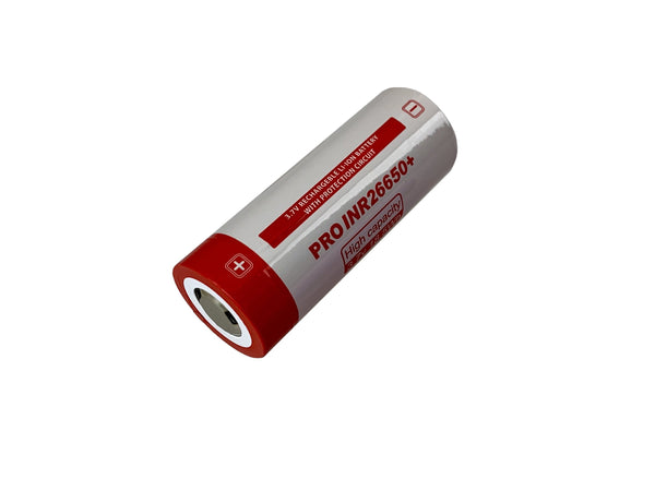 R-SPEC PRO INR26650 + 5000mAh Battery - CountyComm