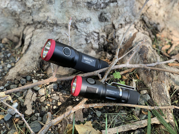 XL Ultra 26650 Extreme Rechargeable LED Flashlight by Maratac - CountyComm