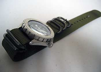 Zulu Watch Straps by Maratac ~ - CountyComm
