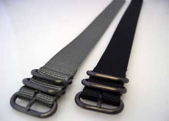 Zulu Watch Straps by Maratac ~