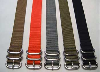 Zulu® Watch Straps by Maratac ™ - CountyComm