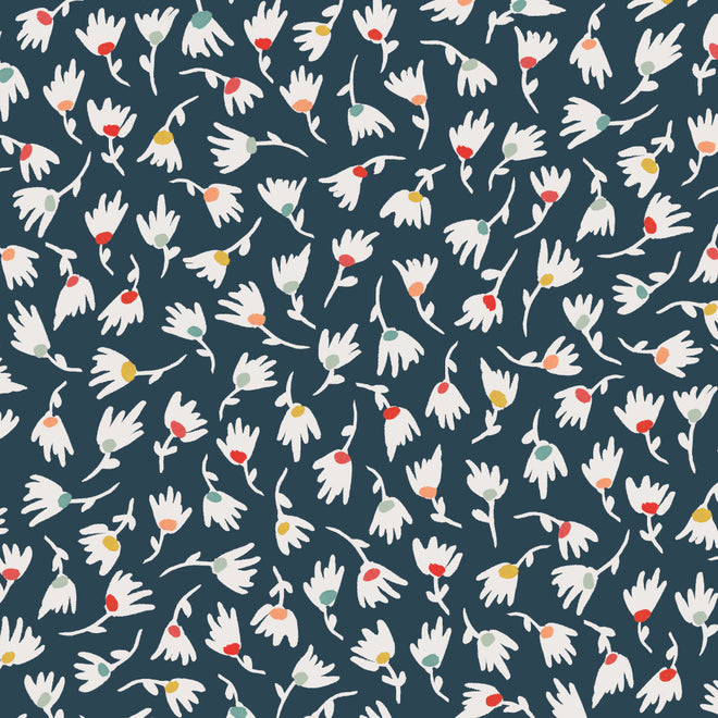 Bonnie | Organic Cotton Batiste - 1/4m