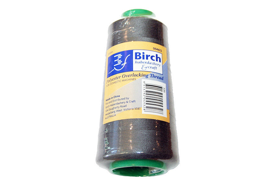 Polyester Overlocking Thread 2500MT - 109 Beige | Birch